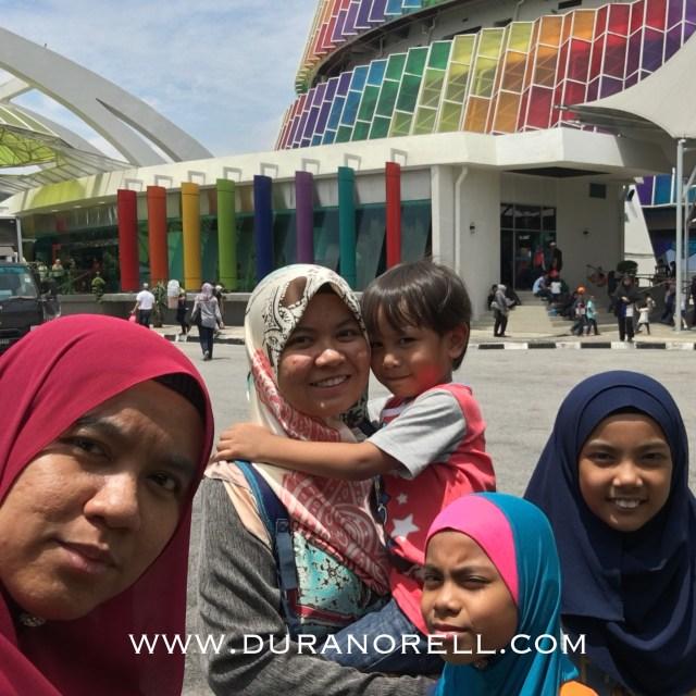Pusat Sains Negara Mont Kiara Kuala Lumpur Tempat Melawat Menarik dan Murah Untuk Seisi Keluarga