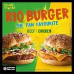 Kempen 'Discover The World' McDonalds Malaysia bersama kemunculan semula Burger Rio