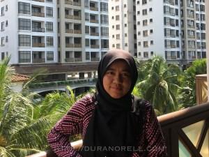 Short vacation Dura dan The Zizis di Mahkota Hotel Melaka
