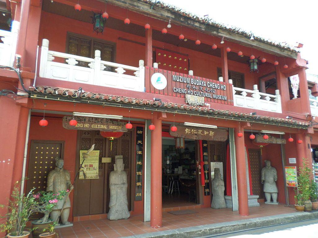 Muzium Budaya Cheng Ho | 25 tempat menarik di Melaka untuk dilawati seisi keluarga