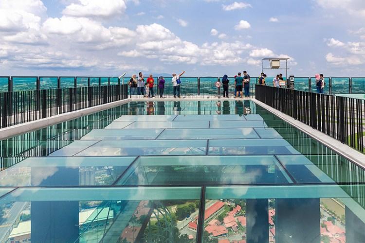The Shore Sky Tower | 25 tempat menarik di Melaka untuk dilawati seisi keluarga