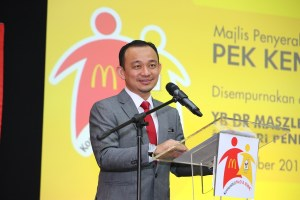 Program Kembali ke Sekolah, Back to School program, Sumbangan Back to School McDonald's dan RMHC