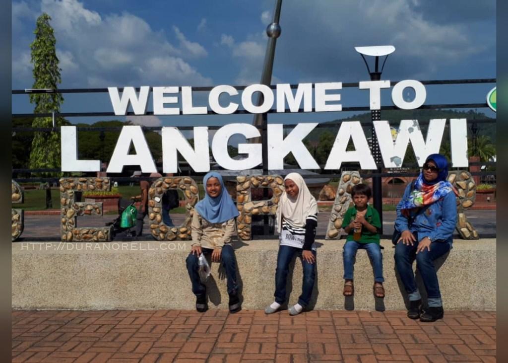 Bercuti di Langkawi