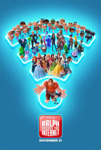 It's all about FRIENDSHIP in Wreck It Ralph 2