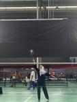 Lepas gian main Badminton