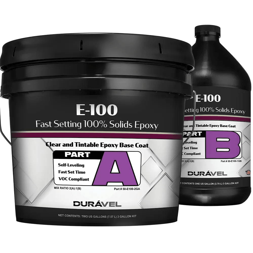 Faster Setting 100% Solids Epoxy Clear - Tintable