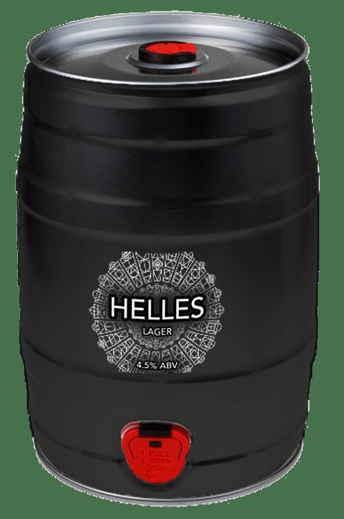 Helles Minikeg