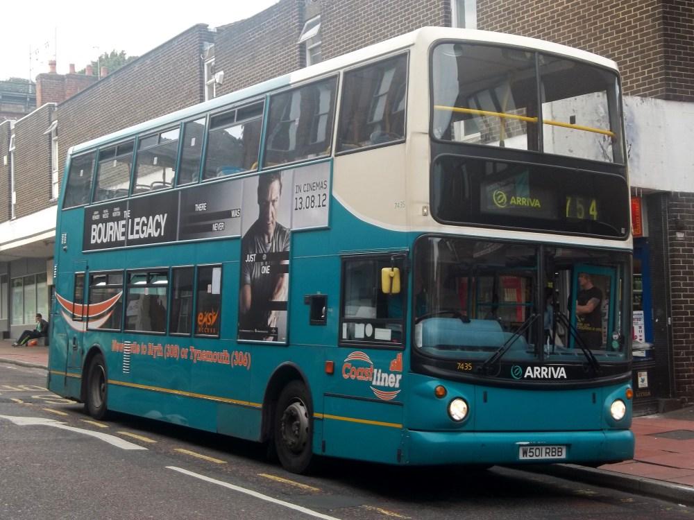 Arriva Durham Update 10/09/12 (2/2)