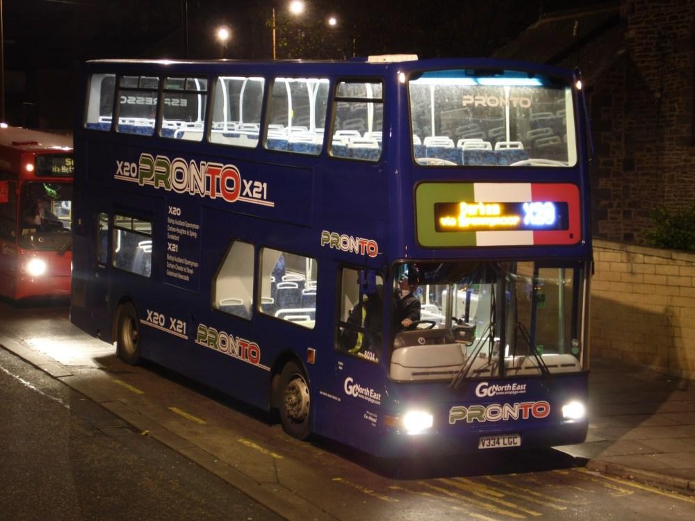 Durham Bus Update 01/01/13 (6/6)
