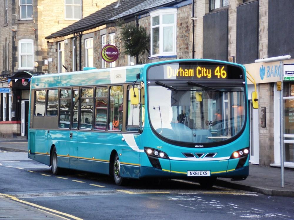 Durham Bus Update 01/01/13 (4/6)