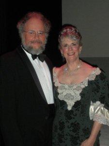 Members of the royal chorus