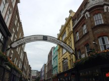 Carnaby Street...surprise
