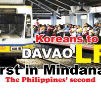KOREAN COMPANY TO START DAVAO CITY RAILWAY PROJECT STUDY IN SEPTEMBER - Durian Post No. 149