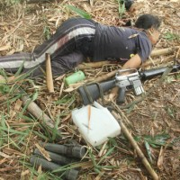 NPA COMMANDER PARAGO KILLED IN ENCOUNTER