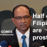 BANGLADESH AMBASSADOR GOMES: Half of Filipinas are prostitutes