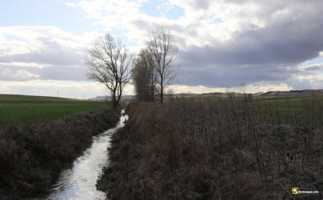 El río Hornija
