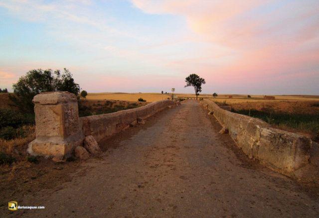 Durius Aquae: Puente sobre el Sequillo en Boadilla de Rioseco