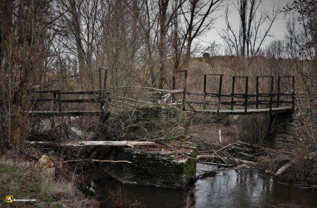 Durius Aquae: Puente del molino del Arco