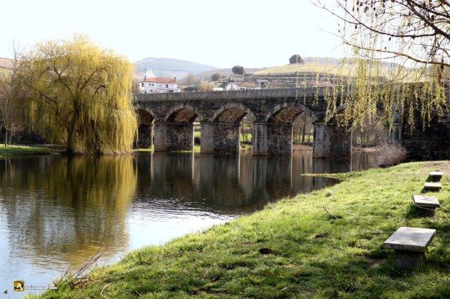 Durius Aquae: Puente en Gimonde