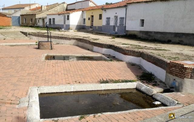 Durius Aquae: Fontiveros, antiguos lavaderos
