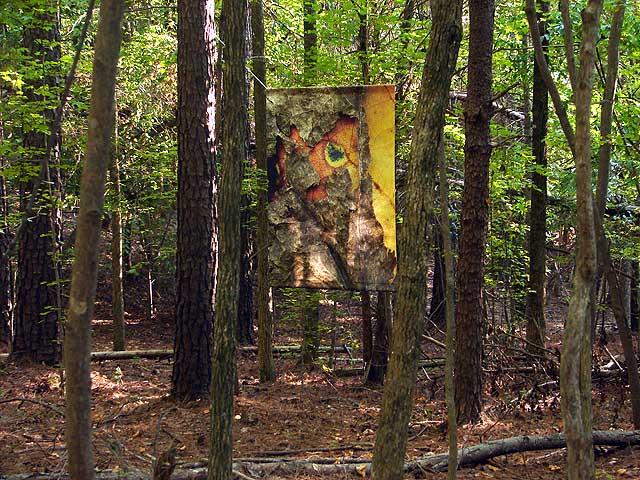 Leaves After Miró
