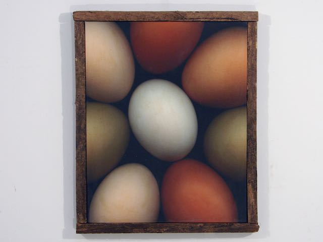 One Blue Egg