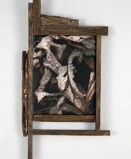 Leaves After El Greco (framed)