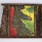 Leaves After Tanguy (framed)