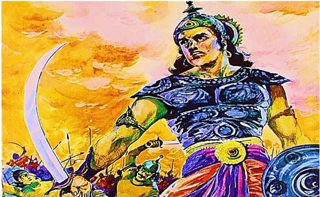 ভারতবর্ষের শক্তিশালী হিন্দু শাসক রাজা
