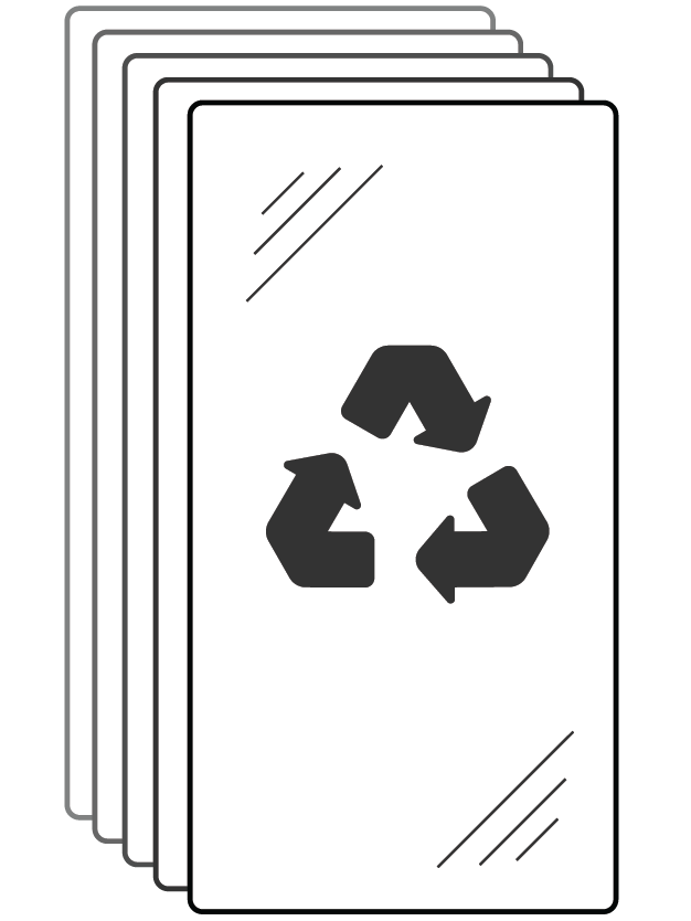 UHMW Reprocessed Icon