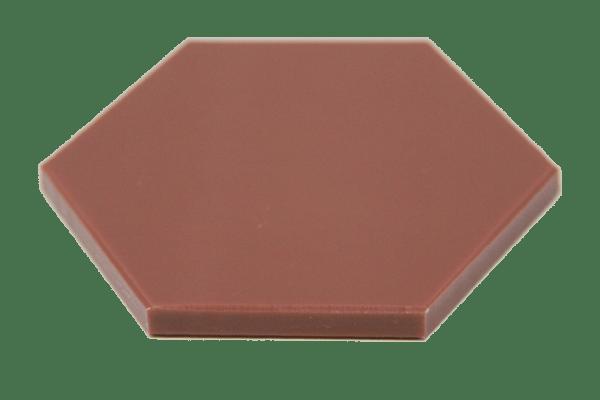 UHMW Colored Virgin Brown