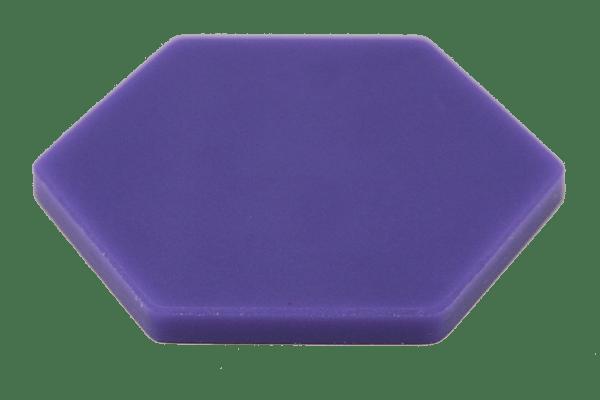 UHMW Colored Virgin Purple