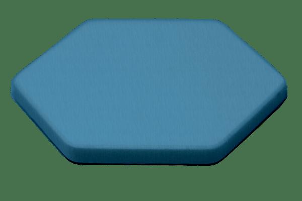 UHMW Enhanced Blue Weldable
