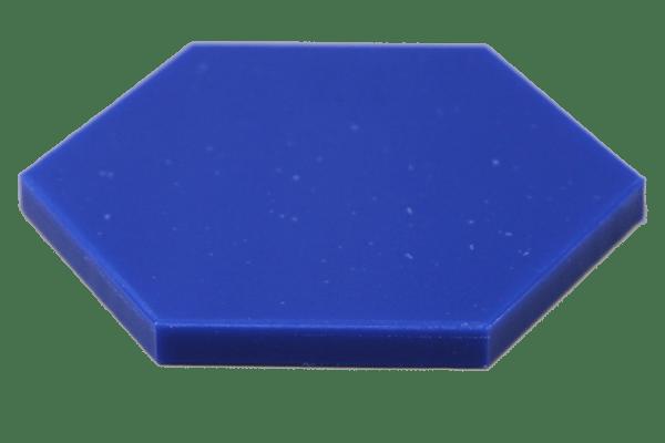 UHMW Reprocessed Blue 595