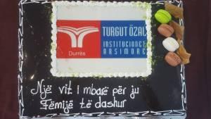 Mirë se vini në kopshtin: ''Turgut Ozal'' Durrës! Urojmë që tek ne të kaloni çaste të paharruara të fëmijërisë suaj!