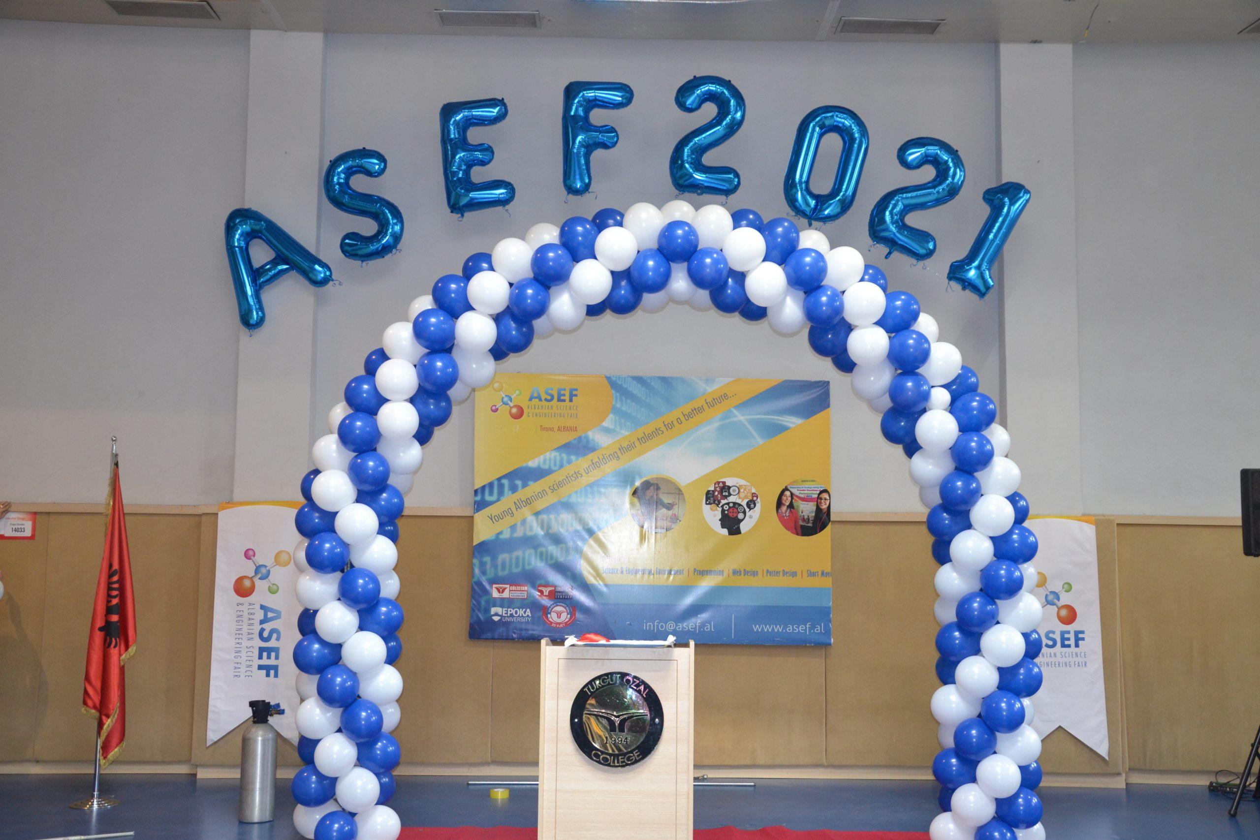 ASEF JUNIOR DHE ASEF SENIOR 2021
