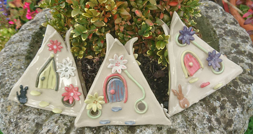 Carmel's Fairy Houses to wow the Scarecrows! - Durrow