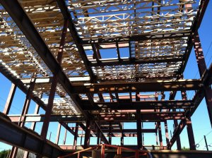 Hope Street LA Commercial Building