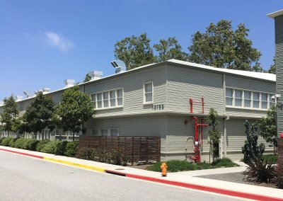 Howard Hughes Campus, Playa Vista CA – Before / After Restoration