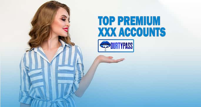 Free Porn Collection Of Premium XXX Usernames and Passwords Including Brazzers & More