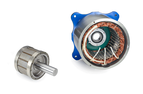 high-voltage-BLDC-motor-and-rotor
