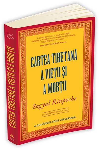 Cartea tibetana a vietii si a mortii. Editie aniversara - Sogyal Rinpoche