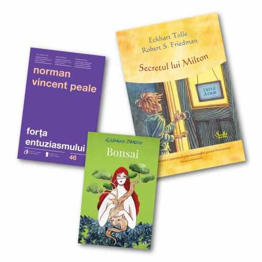 Cărți bune de citit de Crăciun