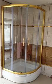 Bahçeşehir Duşakabin Altın Sarısı Model