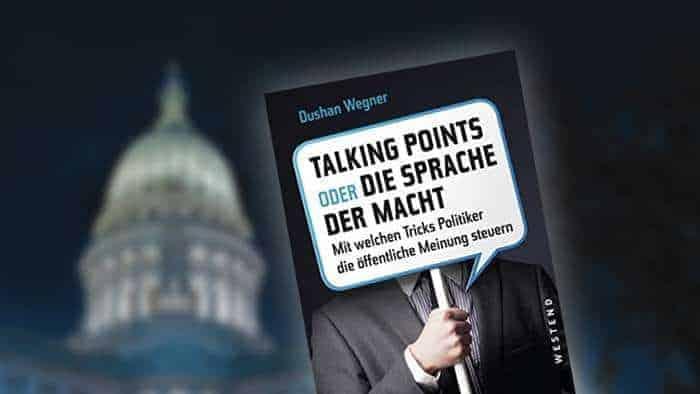 Talking Points, das Buch