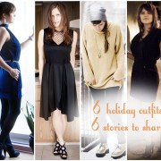 6 Holiday Outfits, 6 Stories To Share