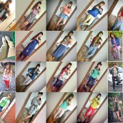 22 Outfits I Published On Instagram In 2014