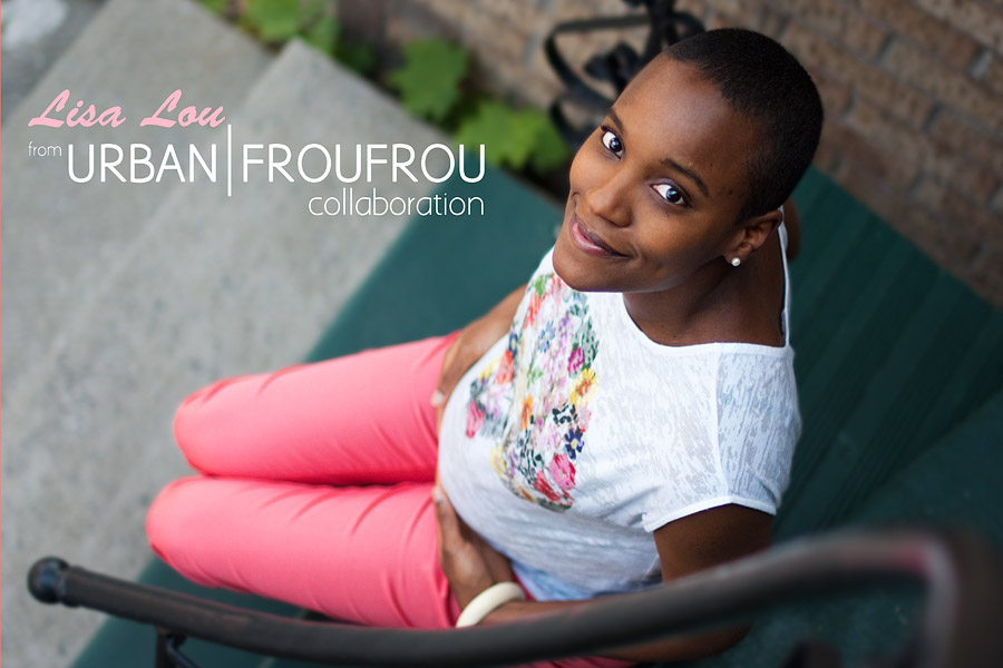Collaboration With Lisa Lou From Urban Froufrou