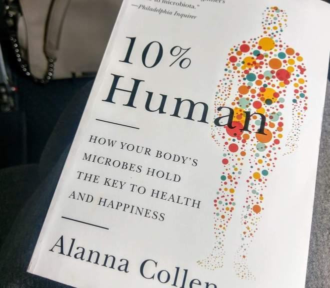 10% Human 我們和身上的那些菌