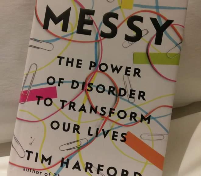 Messy 混亂與創意間的連結